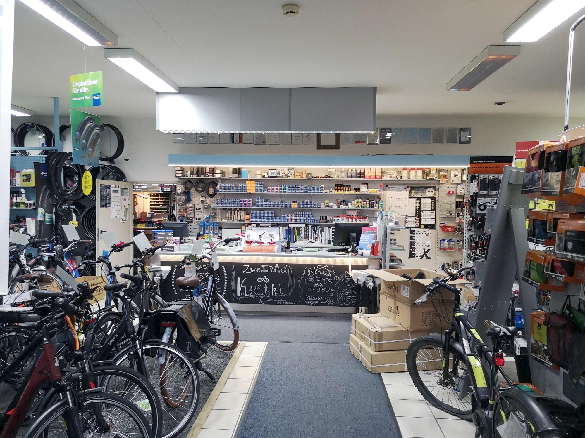 Fahrradhandel Klaus Kretke